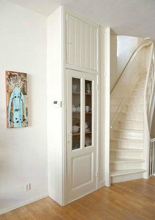 Sophie's B&B: stairs