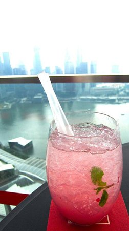 Marina Bay Sands Skypark: Go to Ku De Ta lounge for a drink with the view from the top instead of the observatory deck.