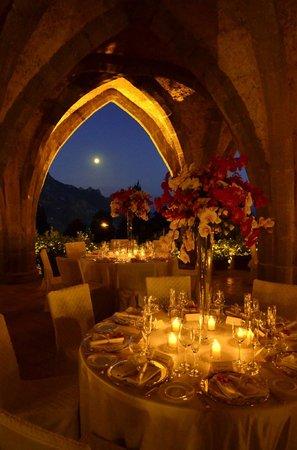 Villa Cimbrone Hotel: Wedding Cript
