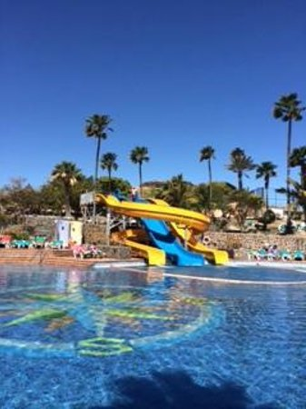 IFA Interclub Atlantic Hotel: Fab pool slides!