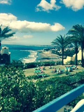 IFA Interclub Atlantic Hotel: The beach down below!!!