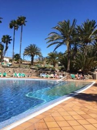 IFA Interclub Atlantic Hotel: Main pool area!!