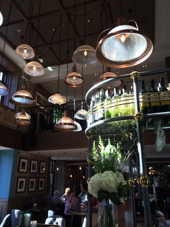 Lunastal Restaurant Milngavie Glasgow