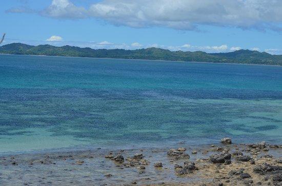 Andilana Beach Resort : VISTA MARE DAL RISTORANTE PILI PILY