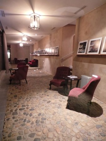 Hotel Cour du Corbeau Strasbourg - MGallery Collection: Hall