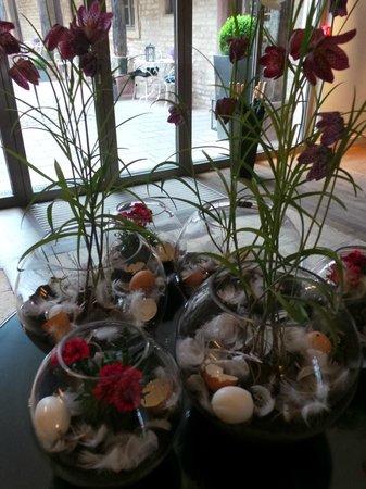 Hotel Cour du Corbeau Strasbourg - MGallery Collection: Décoration de paques raffinée un peu partout