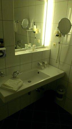 Hotel Grauer Bär: Ванная комната