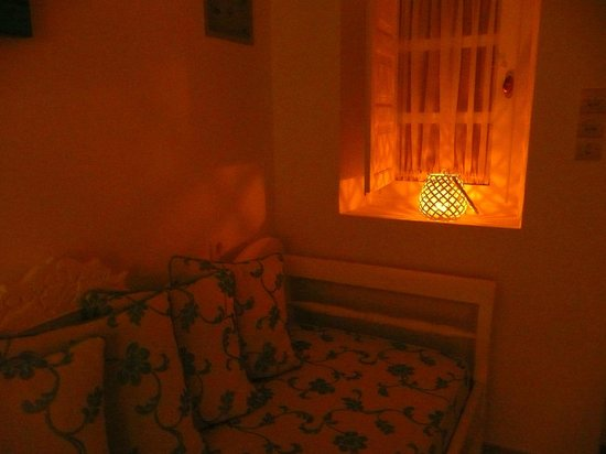Casa Bianca : Light the candel - romantic