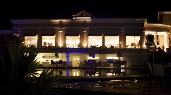 Wish Resort Golf Convention Foz do Iguacu: vista da piscina