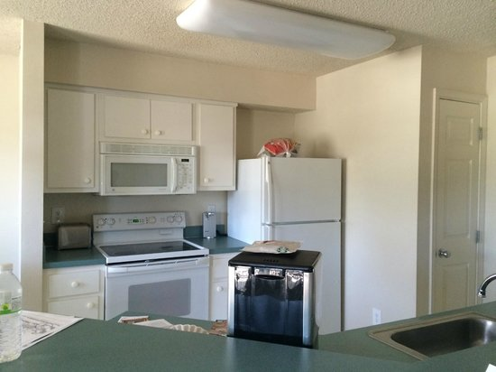 Greensprings Vacation Resort: Kitchen