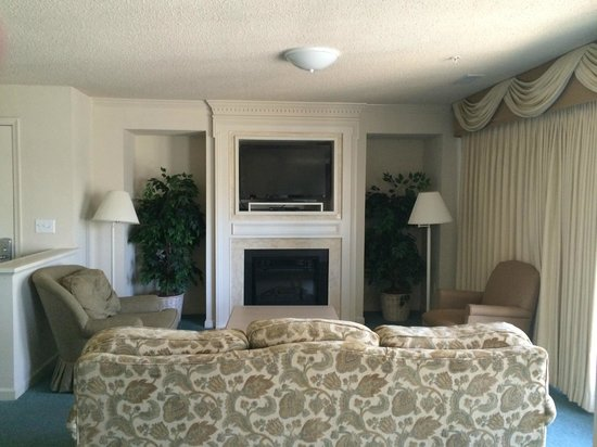 Greensprings Vacation Resort: livingroom