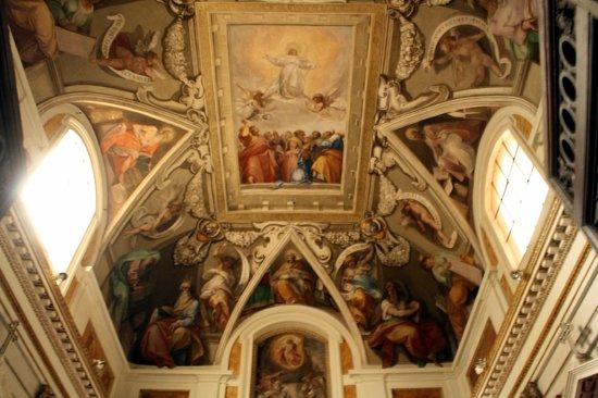 Basilica Di Santa Prassede: Decke Santa Prassede