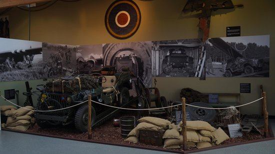 Pegasus Bridge: Indoor Display