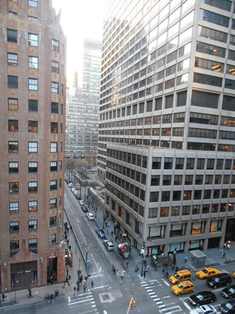 Doubletree Hotel Metropolitan - New York City: View from 10th floor