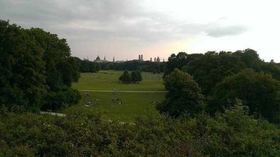 Jardín inglés: Englischer Garten