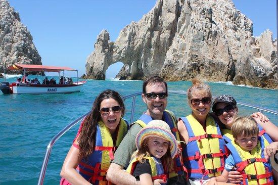 Roger's Glass Bottom Boat Tours: Cabo San Lucas