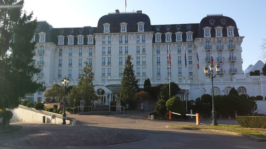 L'Imperial Palace : O hotel...