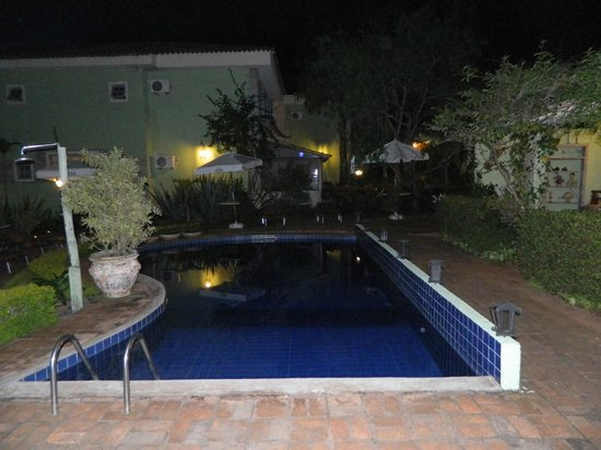 Pousada Villa Allegra : Piscina
