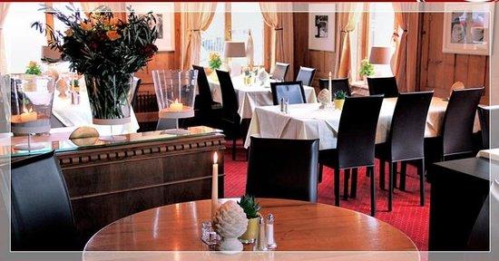 Restaurant Landhaus Santis: Restaurant - Lounge