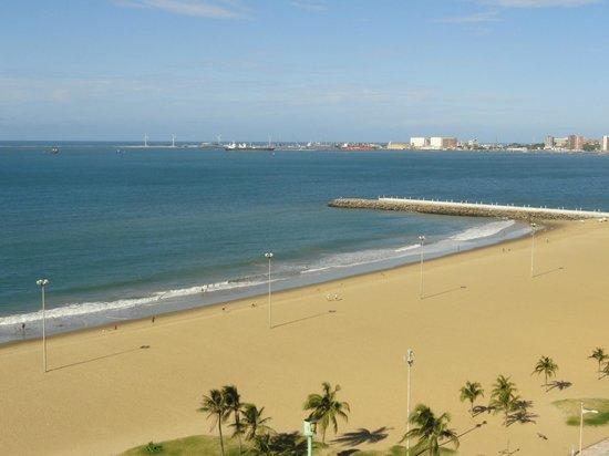 Holiday Inn Fortaleza : Vista da janela do quarto do hotle