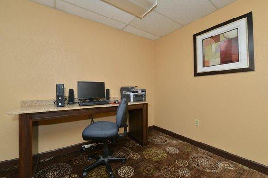 Quality Inn Sylva: Guest Business Center