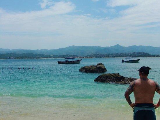 Hotel Decameron Los Cocos : Isla de la Coral