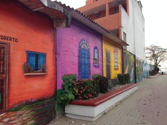 Decameron Los Cocos: Guayabitos Mural