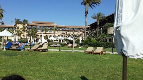 Elysium Hotel: Garden