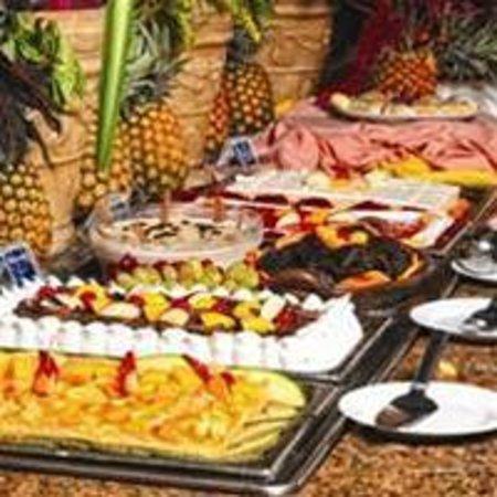 Barceló Montelimar: buffet