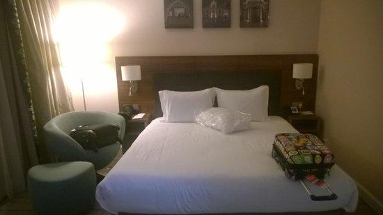 Hilton Garden Inn Hotel Krakow: Bedroom