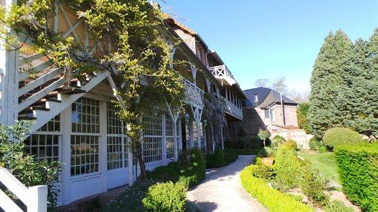 Auberge du Clos Normand : L'HOTEL