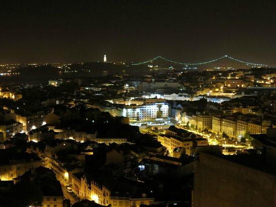 Albergaria Senhora Do Monte : Grandioser Blick aus dem Hotelzimmer
