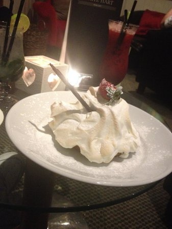 The White Hart : Baked Alaska
