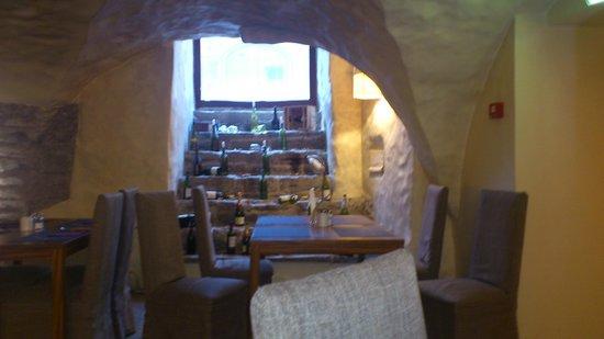 Merchant's House Hotel: Cosy restaurant