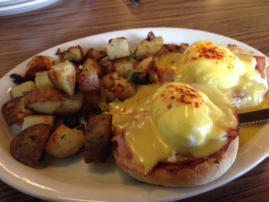 King Solomon's Reef: The Eggs Benedict