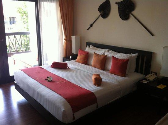 Bandara Resort & Spa: Room