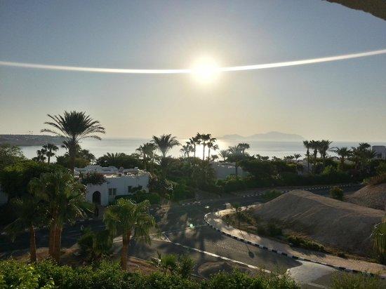 Domina Hotel & Resort Harem: panorama dalla camera