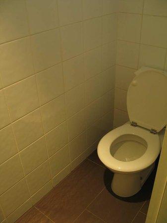 Hotel Gutenberg : Hôtel Gutenberg - toilet