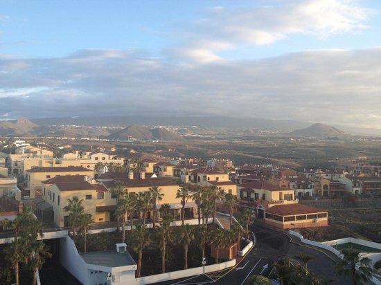 Vincci Tenerife Golf Hotel: view from balcony