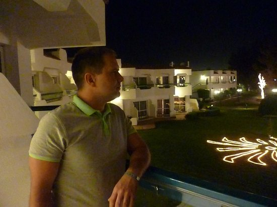 Dreams Beach Resort: вид с балкона