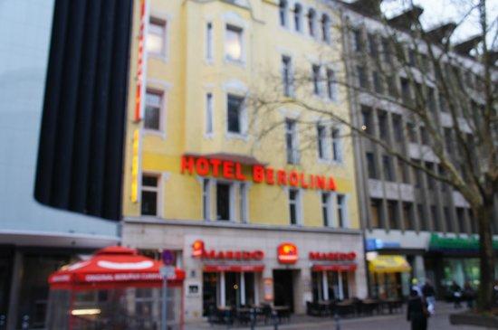 Berolina Hotel an der Gedaechtniskirche : O econômico que satisfaz