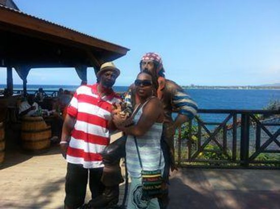 Grand Palladium Jamaica Resort & Spa: scotty's