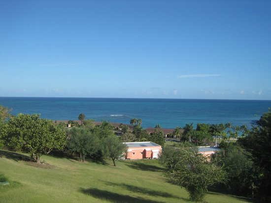 The Buccaneer St Croix: View from the room