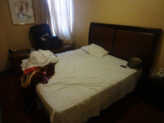 Hotel Carter : quarto