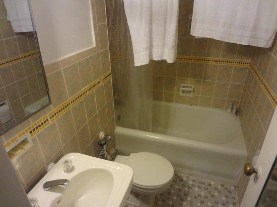 Hotel Carter : banheiro