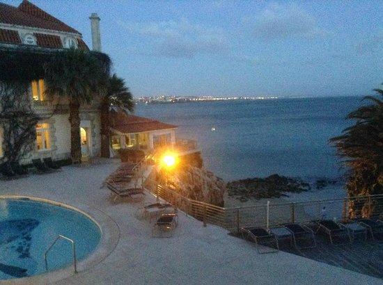The Albatroz Hotel: Uitzicht vanuit de kamer