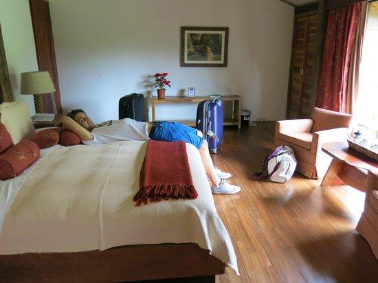 Poas Volcano Lodge: Suite