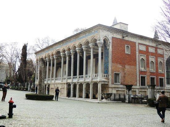 Museo de Arqueología de Estambul: PAVILLON BLEU