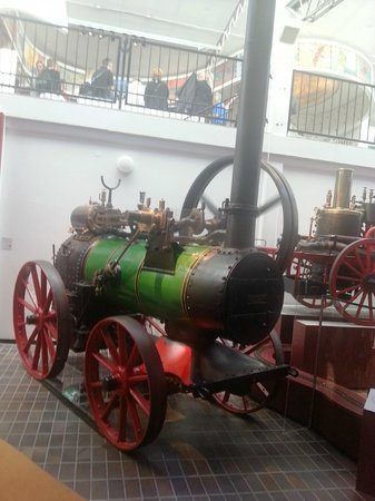 Technology & Maritime Museum: Vintage tractor