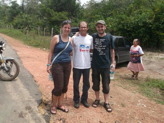 Tariri Amazon Lodge : great surprise